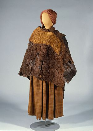 Huldremose Woman - The clothing of Huldremose Woman