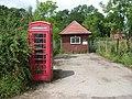 Telephone exchange at Sudbury - geograph.org.uk - 200495.jpg