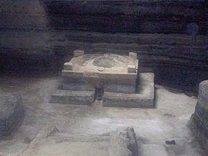 Temazcal - Temazcal at the Joya de Ceren site