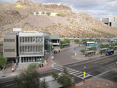 Tempe Transit Center - Overall South - 2009-11-13.JPG