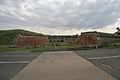 Terezín - Hlavní pevnost, úplné opevnění 06.JPG
