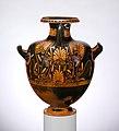 Terracotta hydria- kalpis (water jar) MET DP145817.jpg