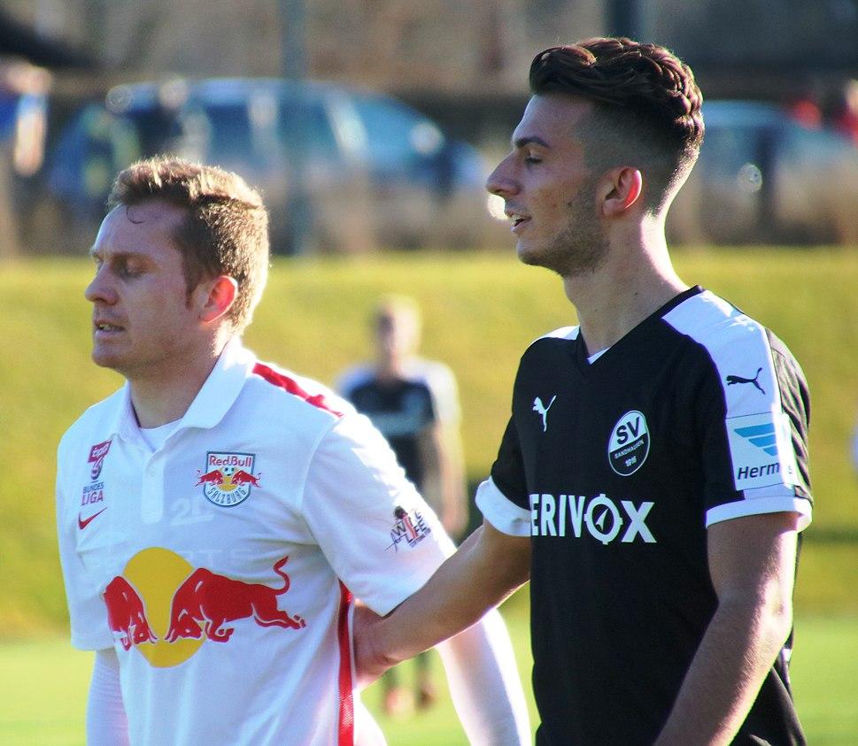 Testspiel FC Red Bull Salzburg gegen SV Sandhausen 27