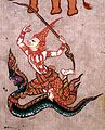 Thai manuscript 7, Divination Wellcome L0023331.jpg