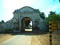 Tharangabady fort gate.jpg