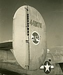 The 24th Combat Mapping Squadron Insignia on a B-24 (BOND 0314).jpg