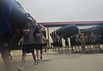 The 920th Rescue Wing hosted 38 members of the University of Florida's swim team at Patrick Air Force Base Fla., Jan. 4, 2013 130104-F-IG195-330.jpg