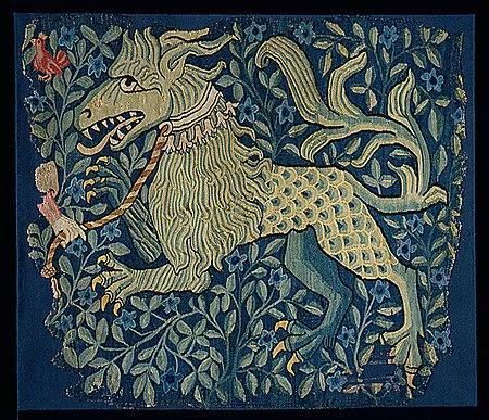 The Beast - Tapestry 1420-30.jpg