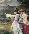 The Fair Toxophilites William Powell Frith RAMM.jpg
