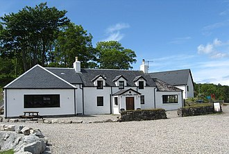 Glenuig - Image: The Glenuig Inn geograph.org.uk 1356962