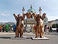 The Golden Buddy Bears in Vienna.jpg