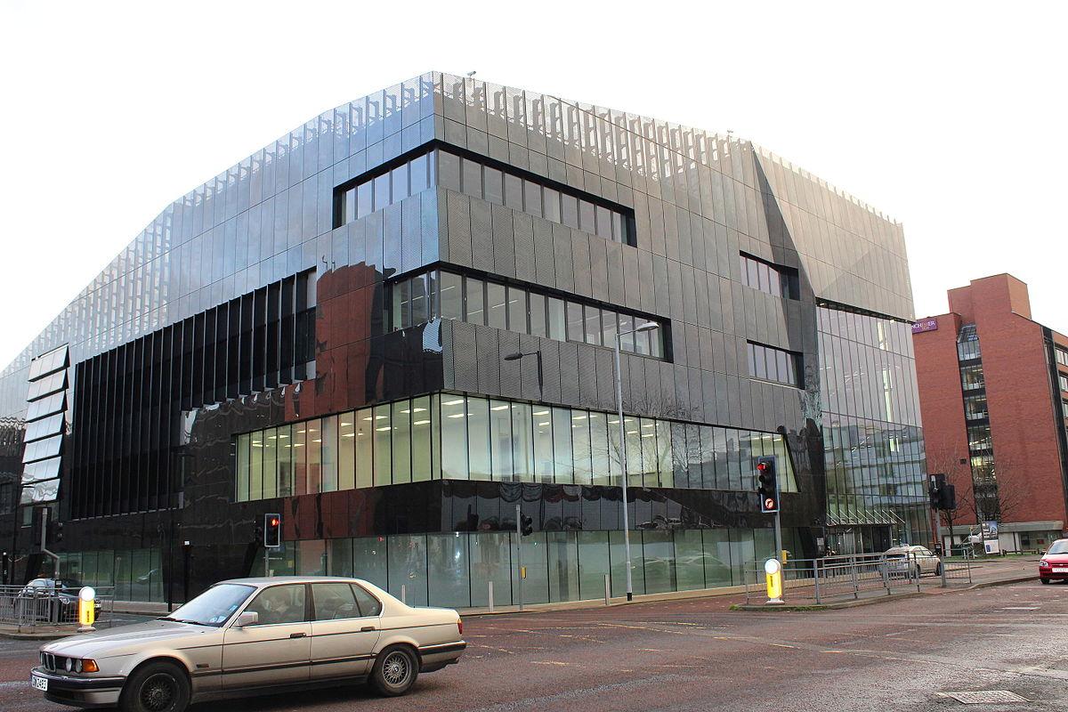 National Graphene Institute - Wikipedia