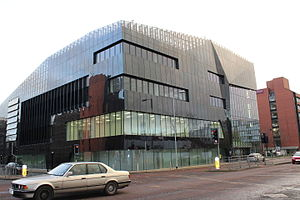 National Graphene Institute - Image: The National Graphene Institute