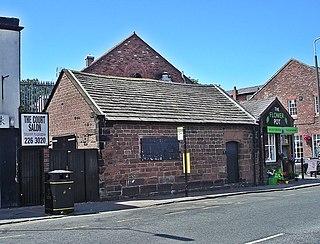 Manor Court House, West Derby