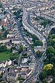 The Paragon, Bath, aerial view from balloon.jpg