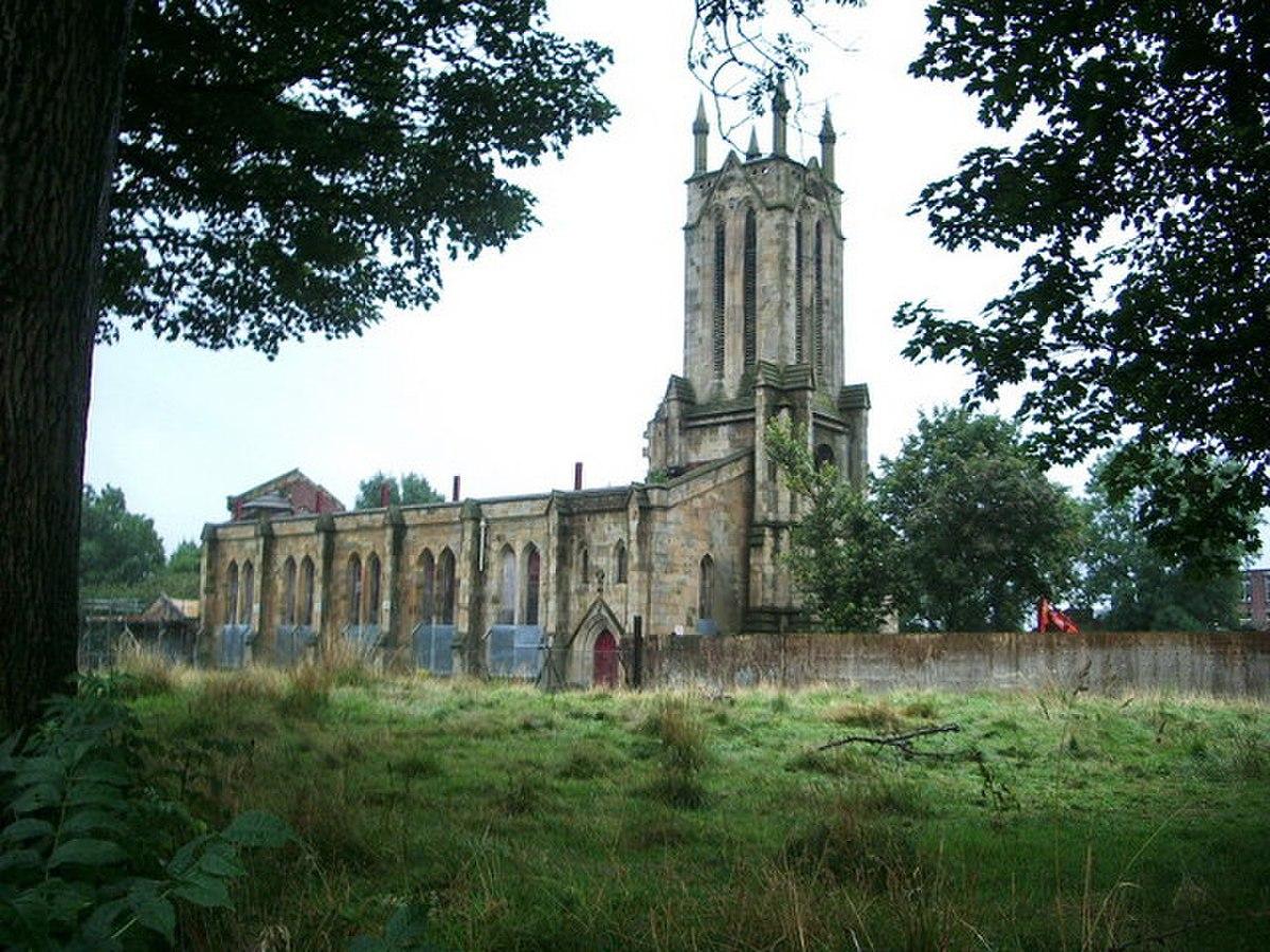 The Parish Church of St Paul, Bury - geograph.org.uk - 528531.jpg