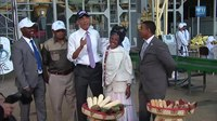 File:The President Tours the Faffa Food Factory in Ethiopia.webm
