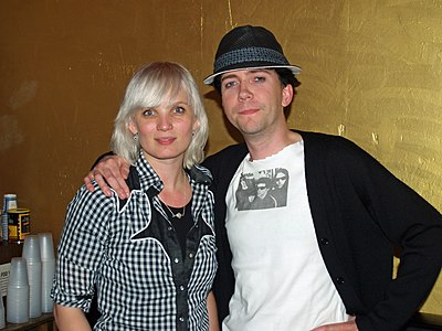 Picture of a band or musician: The Raveonettes