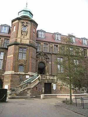 Sedgwick Museum of Earth Sciences - Image: The Sedgwick Museum Cambridge geograph.org.uk 2407891
