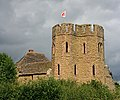 The South Tower, Stokesay Castle - geograph.org.uk - 511771.jpg