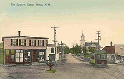 Salem, New Hampshire.