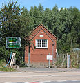 The Telephone Exchange at Much Marcle - geograph.org.uk - 511196.jpg