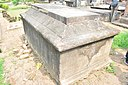 The Tomb of Alice Mary Sutherland in Dutch Cemetery 01 at Chinsurah.jpg