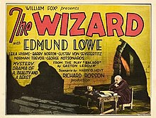 The Wizard (1927) lobby card.jpg