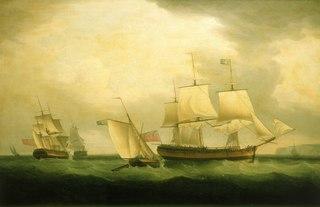 HMS <i>Sylph</i> (1795) Brig-sloop of the Royal Navy, in service 1795-1811