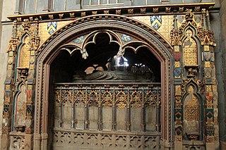 Thomas Hatfield 14th-century Bishop of Durham