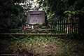 The grave of Johann Friedrich Domhardt in Dobrocin, Poland.jpg
