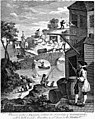 The importance of knowing perspective - Satire on False Perspective, by William Hogarth (1753).jpg