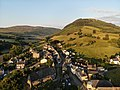 The village of Penmachno - North Wales - July 2018.jpg
