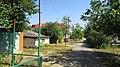 The walkway at noon. August 2014. - Дорожка. Полдень. Август 2014. - panoramio.jpg