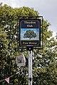 Theydon Oak pub sign at Coopersale Street hamlet, Essex, England.jpg