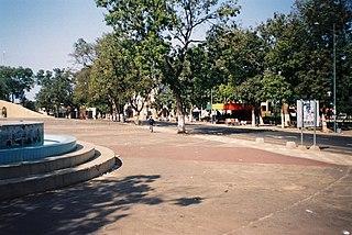 Thiès Town in Thiès Region, Senegal