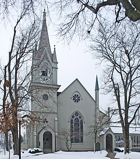 Third Reformed Church of Holland