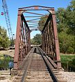 Third Street RR bridge (Norfolk, Nebraska) from SW 1.JPG