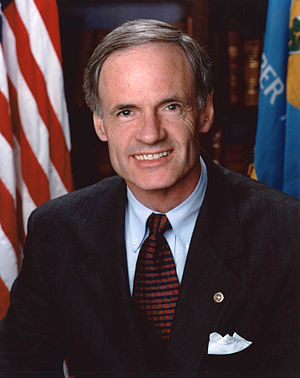 Tom Carper - Carper in his early Senate career