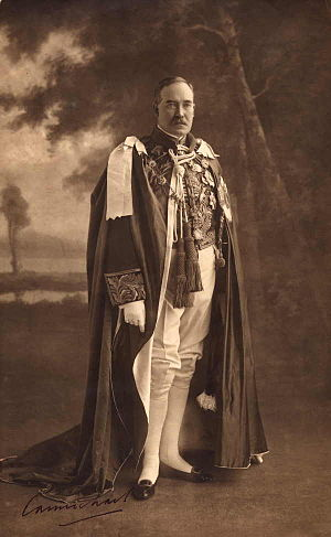 Thomas Gibson-Carmichael, 1st Baron Carmichael - Lord Carmichael as Governor of Victoria