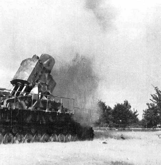 Thor Warsaw uprising 1944