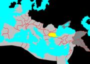La provincia romana de Tracia