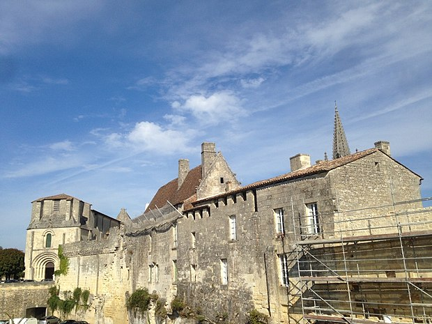Monument historique à Saint-Émilion