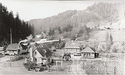 Tiller Ranger Station, Oregon, 1941.jpg