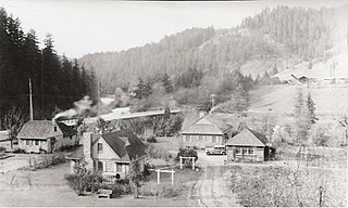 Tiller Ranger Station United States historic place