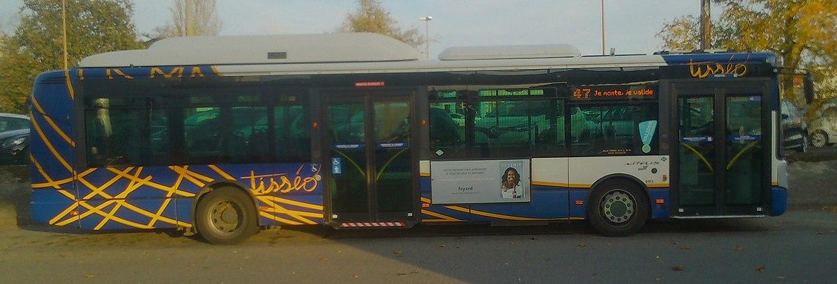 liste des lignes de bus de toulouse — wikipédia