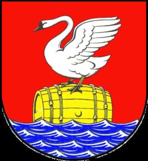 Tönning - Image: Toenning Nordfriesland Wappen