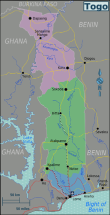 Togo Regions map.png