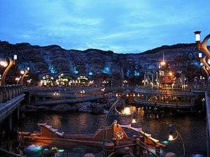 Mysterious Island (Tokyo DisneySea) - Mysterious Island