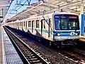 Tokyo Metro Series 05 05-124F in Urayasu Station 01.jpg